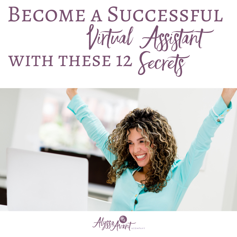 successful virtual assistant