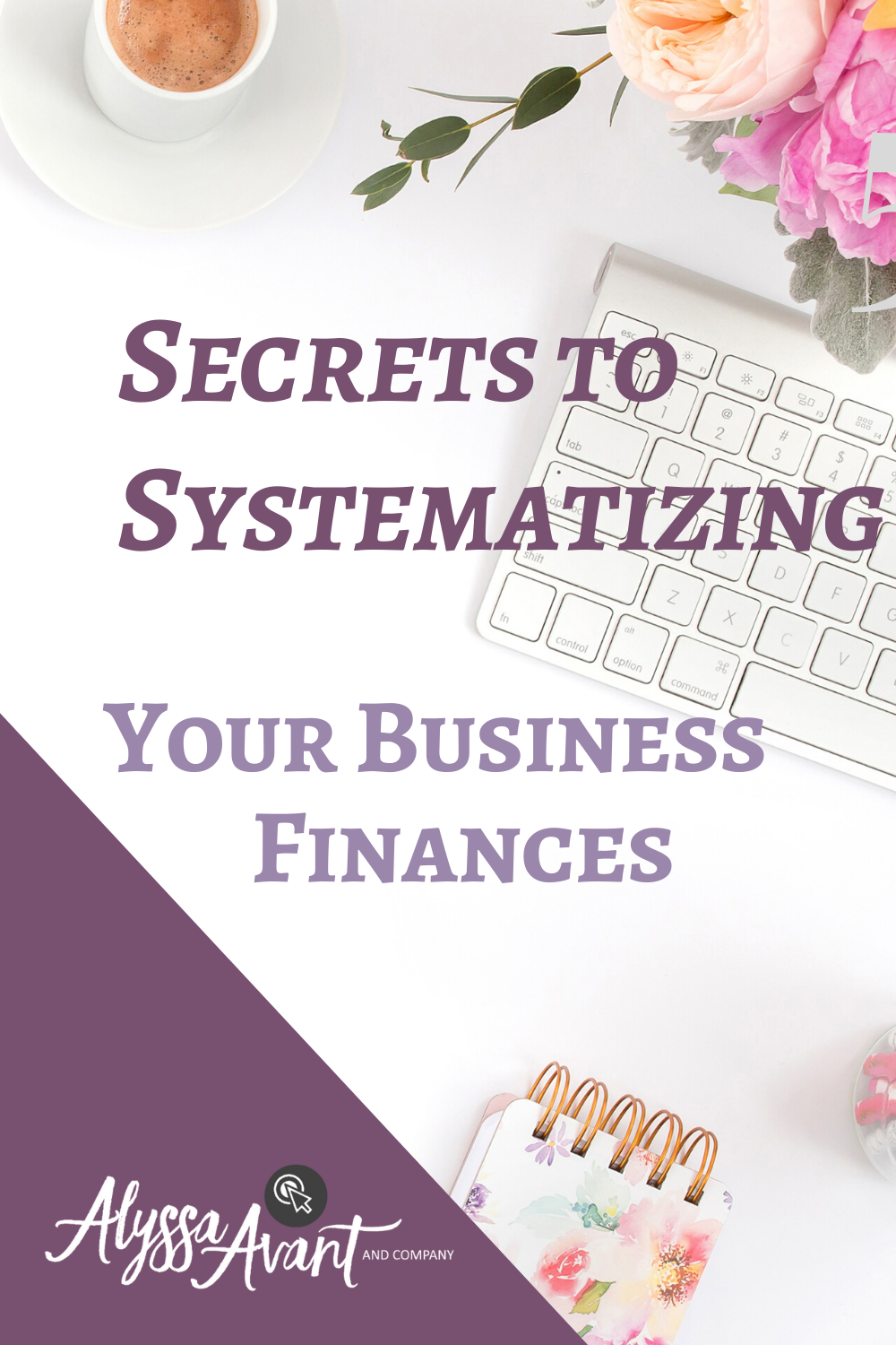 Secrets to Systematizing Your Business Finances