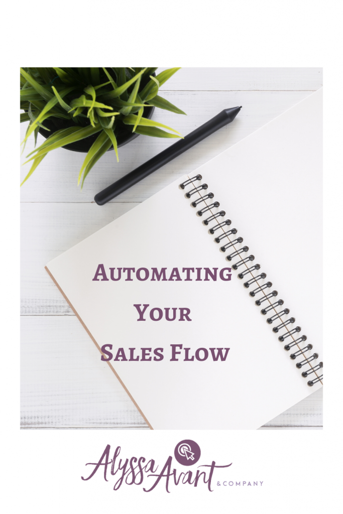 automating your sales flow