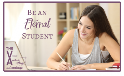 Be an Eternal Student