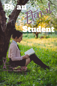 Be an Eternal Student