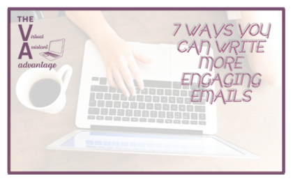 7 ways you can write more engaging emails