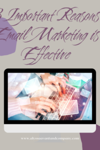3 im portant reasons email marketing is effective