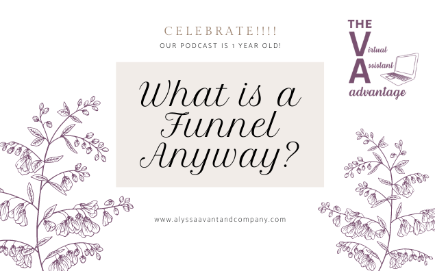 What is a Funnel Anyway?